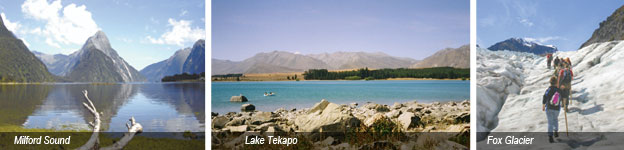Lake Tekapo image