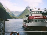 Milford Sound Boat image