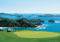 golf course nz