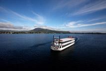 Rotorua Lakeland Boat