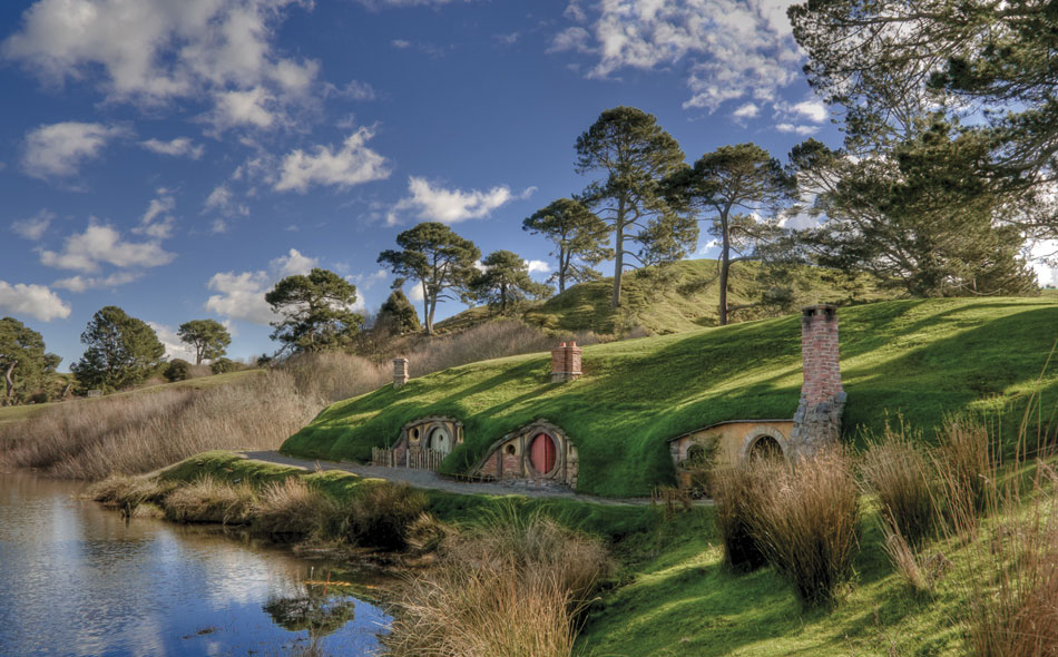 Hobbiton New Zealand Tour