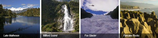 South Island Winter images