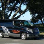 Zealand Tours Van