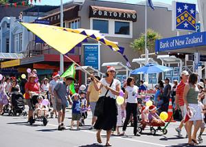 Devonport Parade