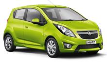 hertz small car