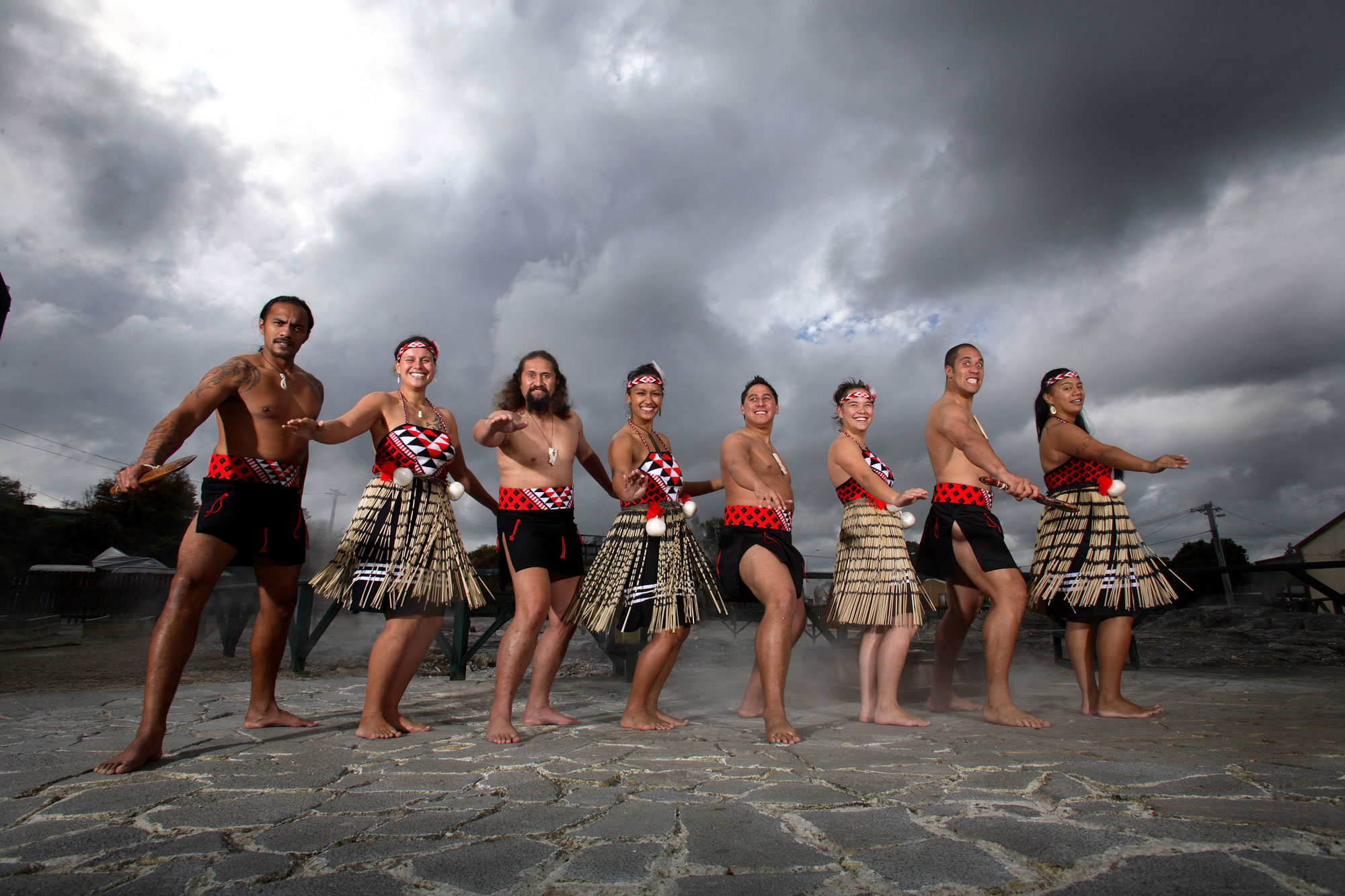 rotorua maori kapahaka