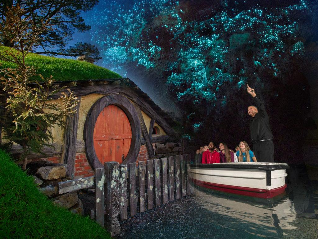 Hobbition Movie Set Tours