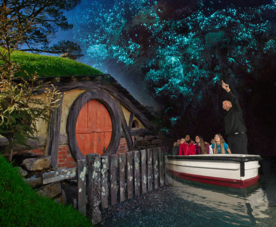 hobbiton and waitomo