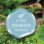 #3PDIA – Diamond Package – Full Days – 3 Ports