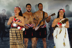 Maori Culture Performance