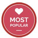 most popular badge