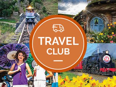 2018 travel club tauranga